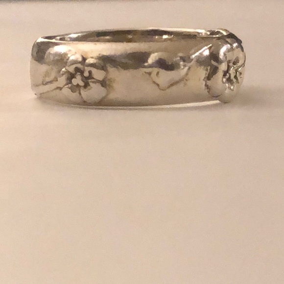 510367062 Tiffany & Co. Jewelry | Authentic Tiffany Co Nature Rose Retired ...